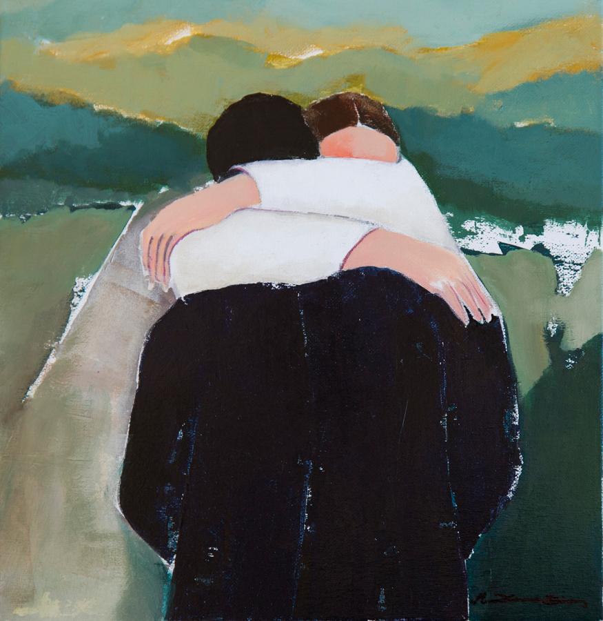 O abrazo